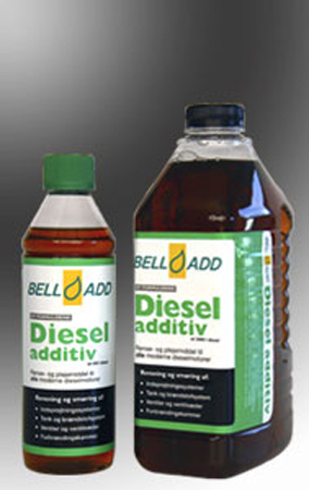 Bell Add Diesel Additiv NY 500 ml.