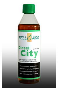 Bell Add Diesel City 500 ml.